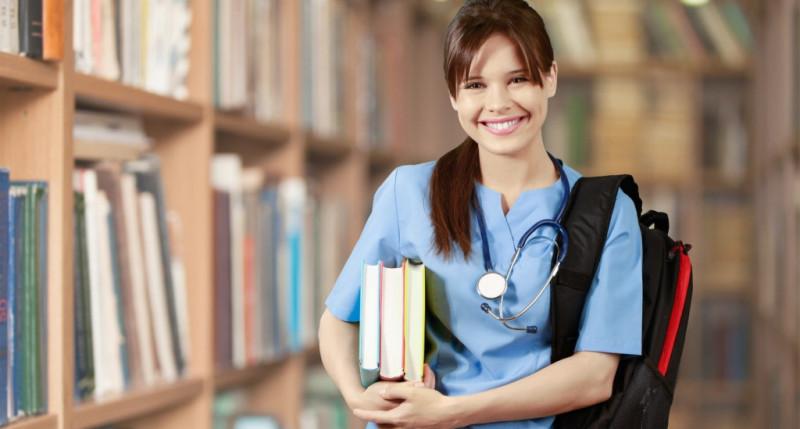 Enfermera Bipolar Estudiante
